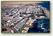 Aerial Photo of Swakopmund